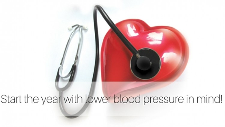 Make a New Year's Resolution that Could Help Lower Blood Pressure or Prevent Hypertension